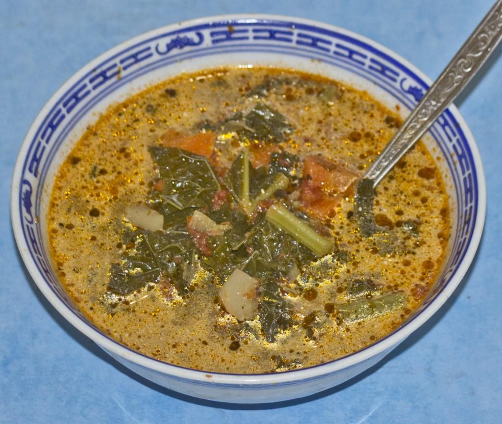 zupa z s pasty